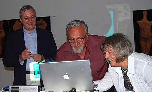 Marco Merlini, Gheorghe Lazarovici, Susan Moulton