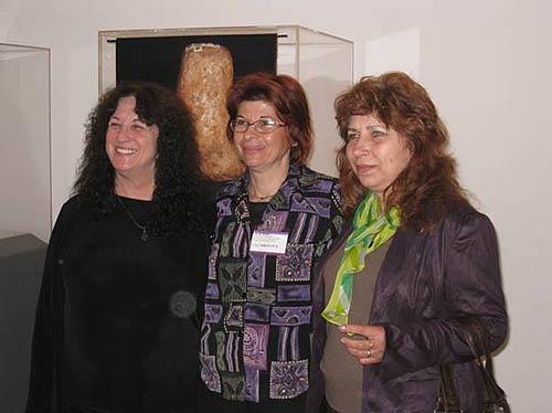 Miriam Robbins Dexter, Lolita Nikolova, Magda Lazarovici